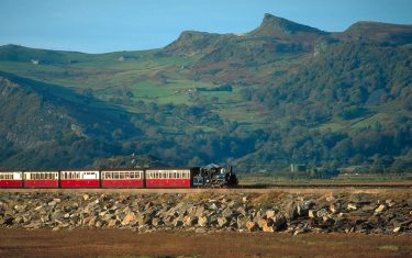 Ffestiniog Railway Wales Coast Path Walking Image Gallery