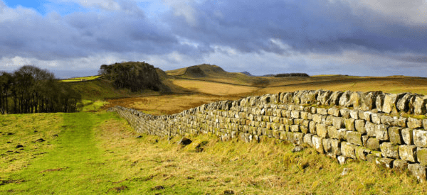 Hadrian's Wall Thumbnail England Page
