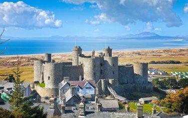 Image of Harlech Castle