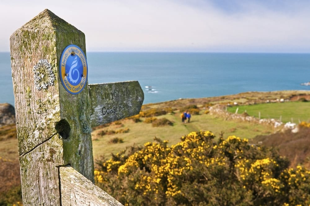 Our new Wales Coast Path Itinerary