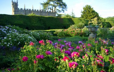 Image of Sudeley Gardens, Costwolds, England