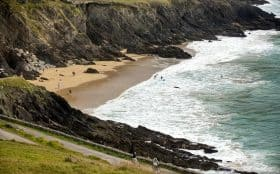 Ireland walking holidays, Coumeenoole Beach, Slea Head