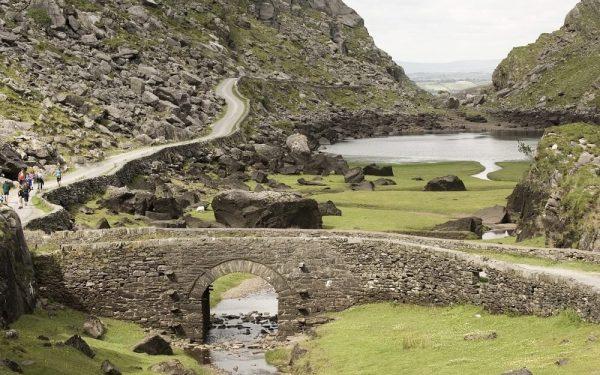 Gap of Dunloe, Irish walking holidays