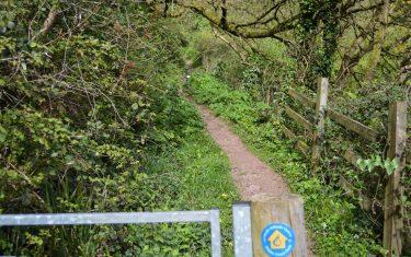 Llwybr Arfordir Cymru Wales Coast Path Carmarthen