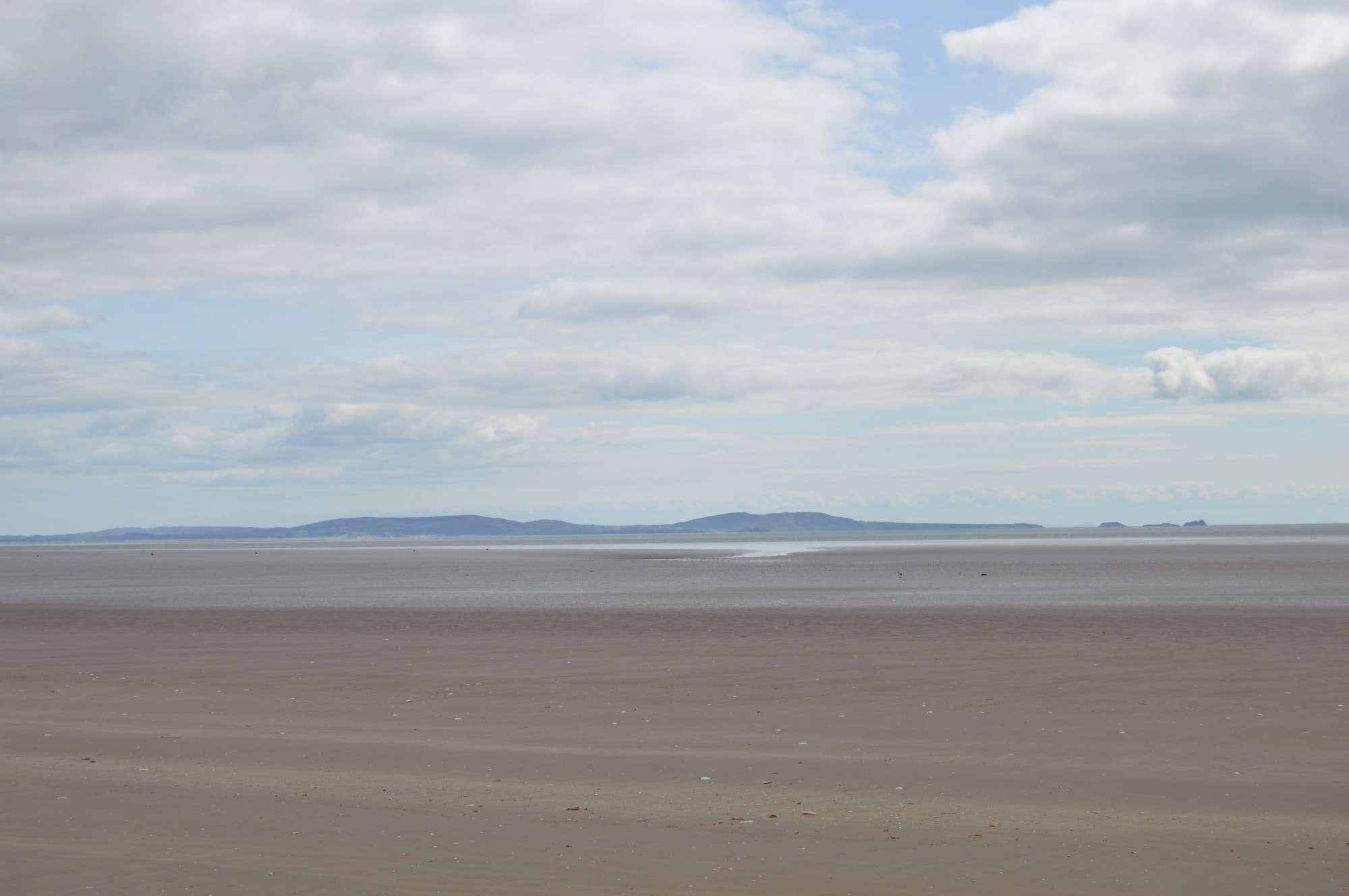 Vast stretch of Pendine Sands