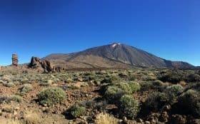 Tenerife, Mt Teide