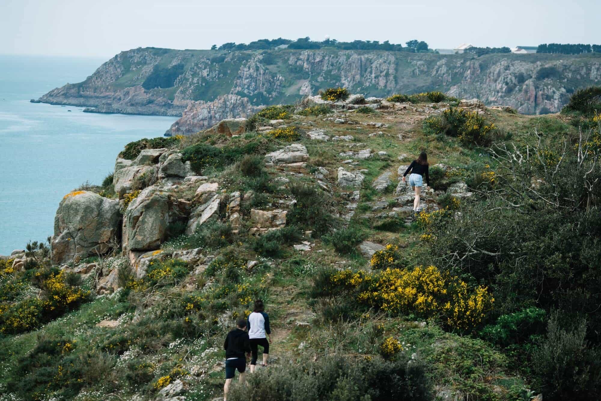 Jersey Walking Holidays