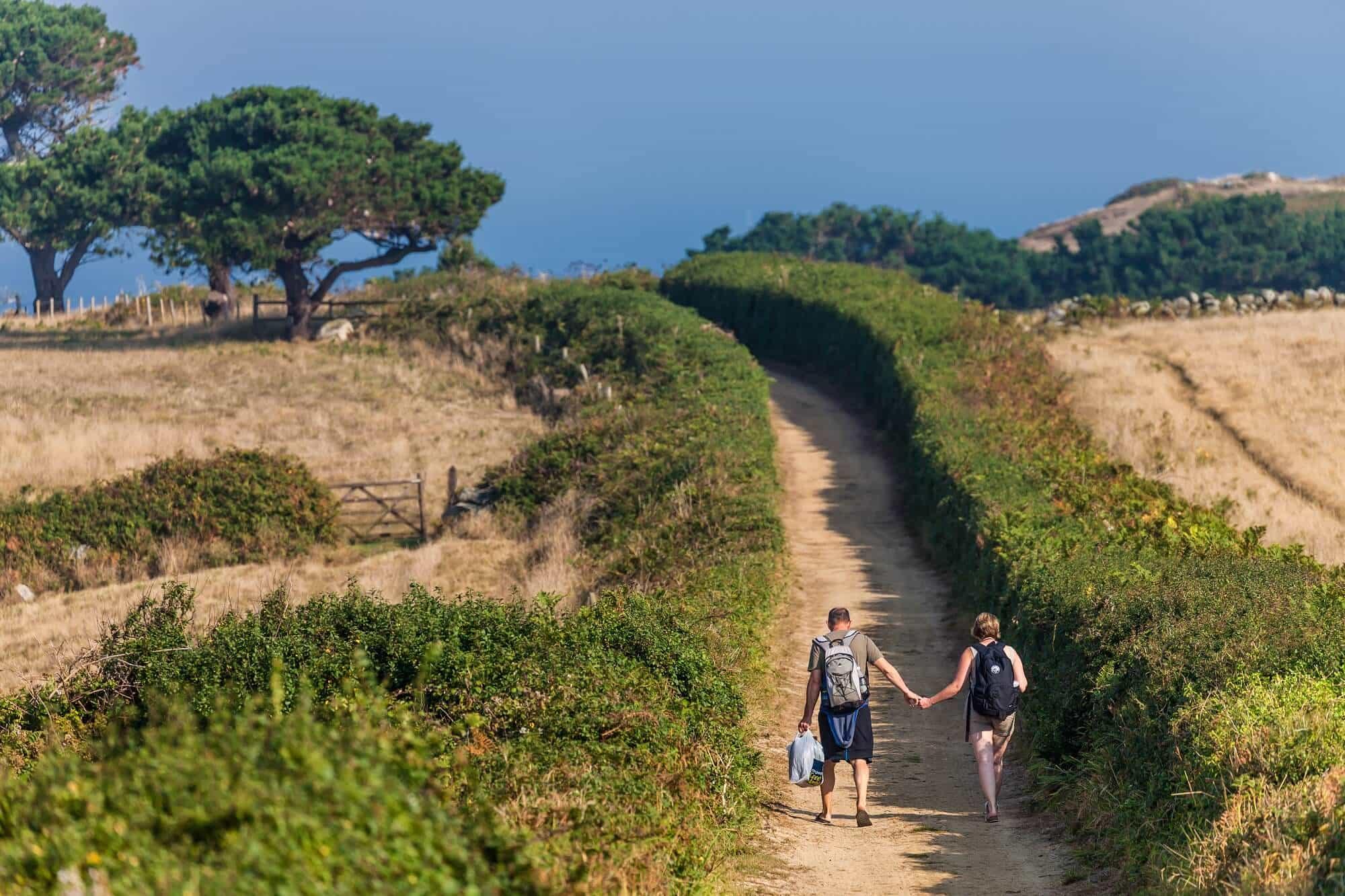 Self Guided Island Walks