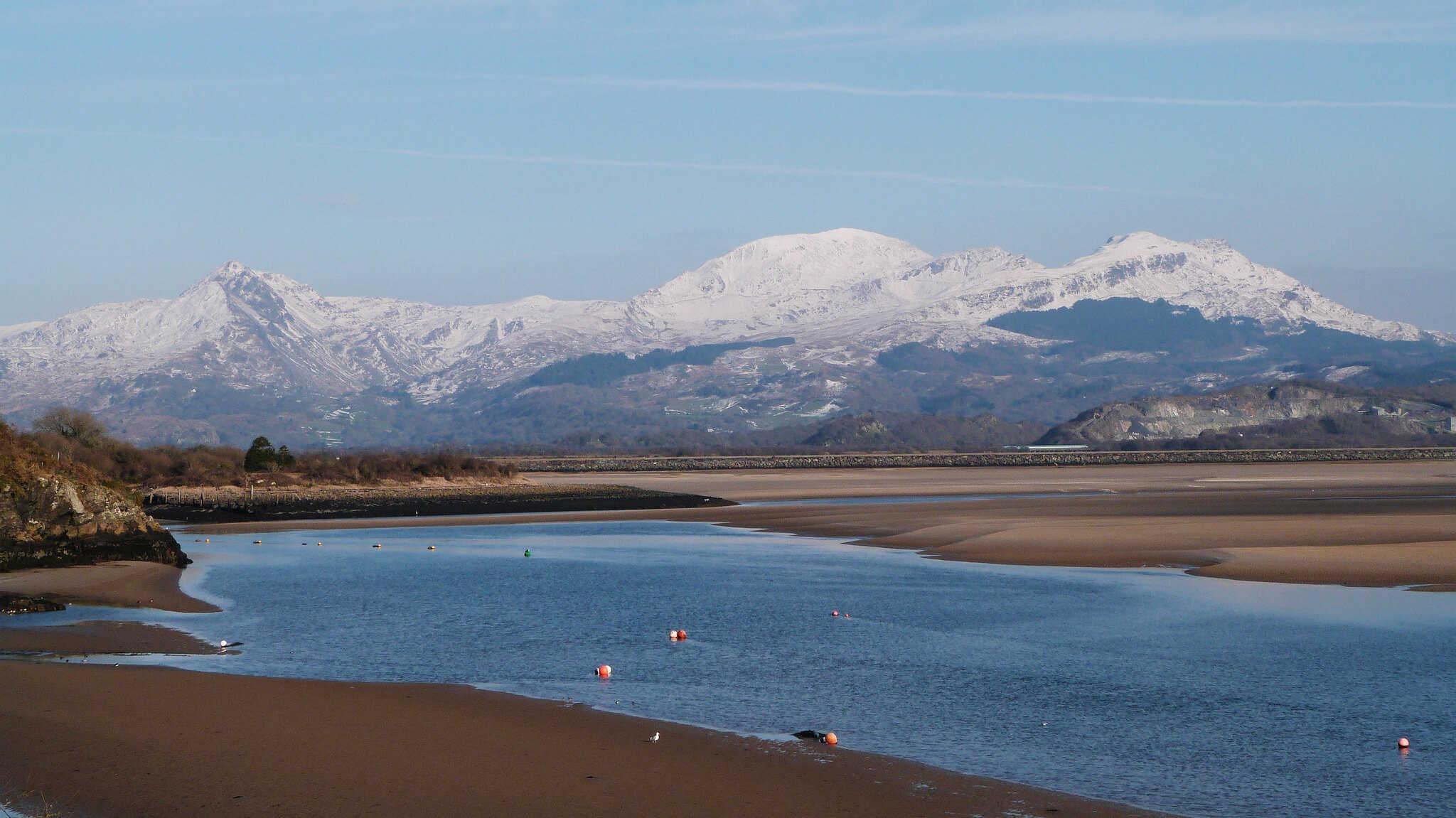 Meirionnydd Wales Coast Path