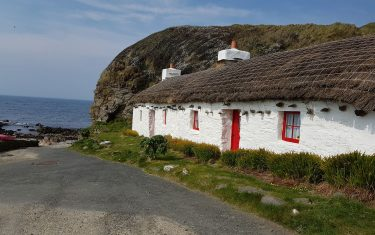 Fisherman's Cottages Niarbyl, Isle of Man