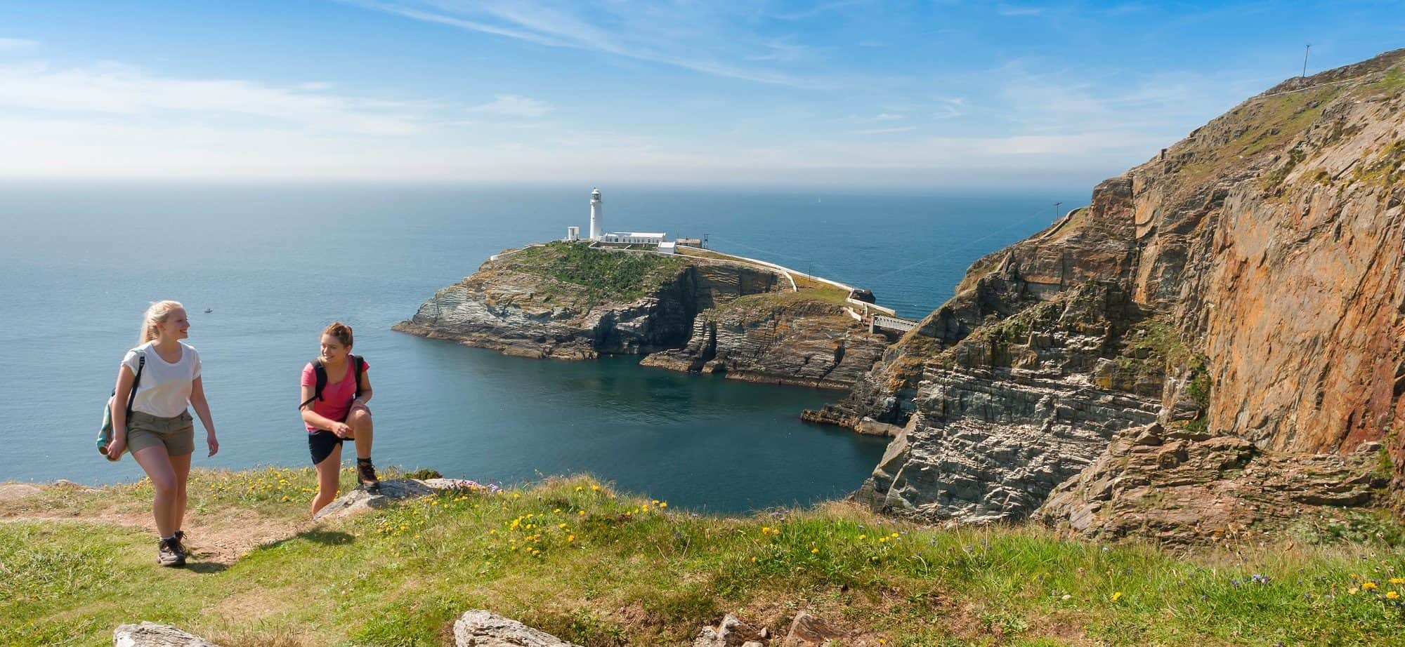 Anglesey Coast Path Self Guided Walking Holidays