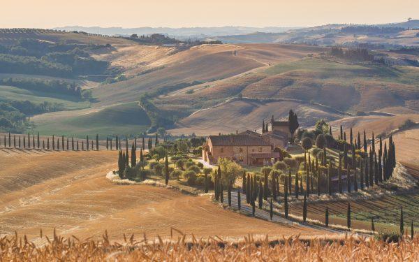 Autumn Tuscany