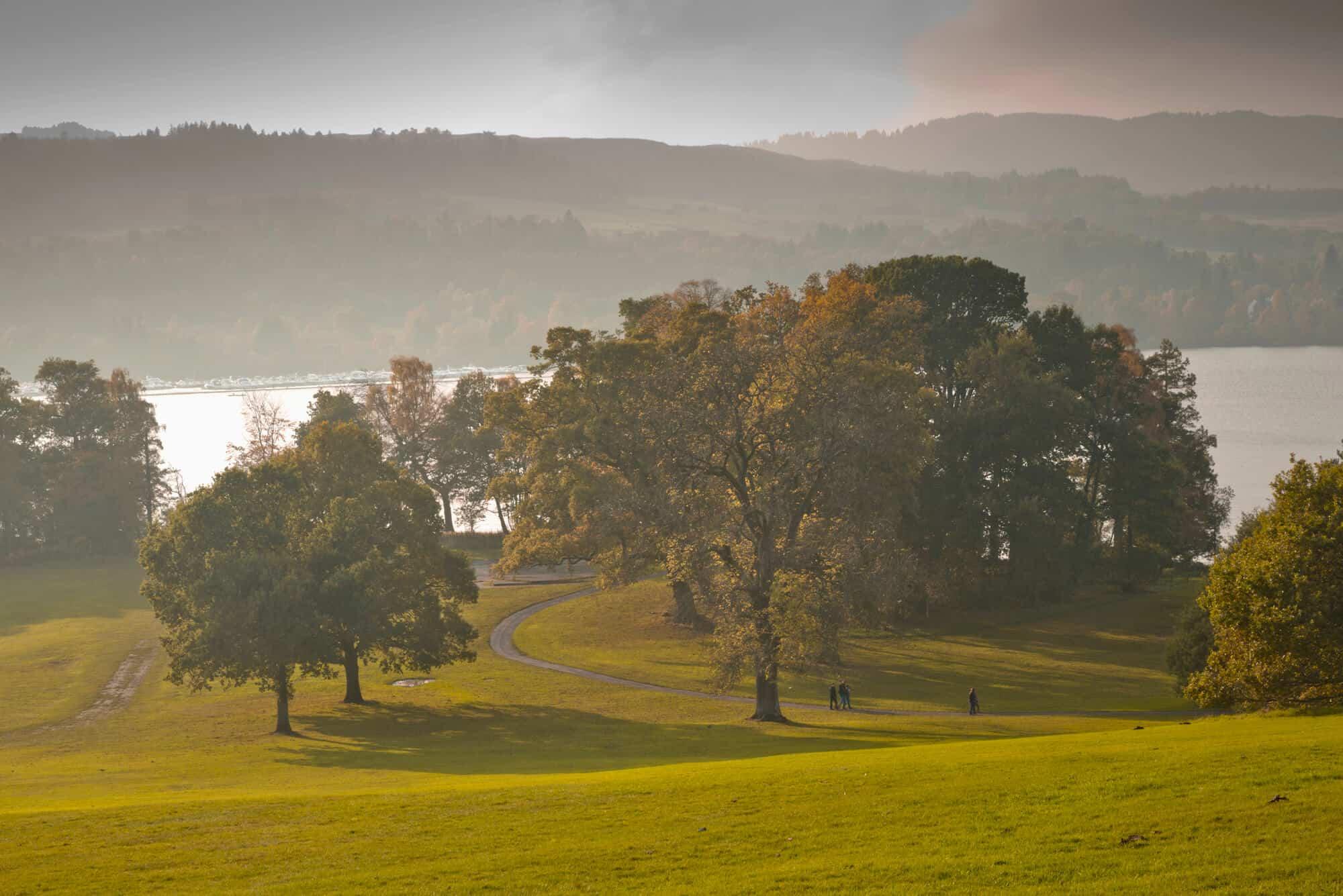 Balloch Country Park John Muir Way