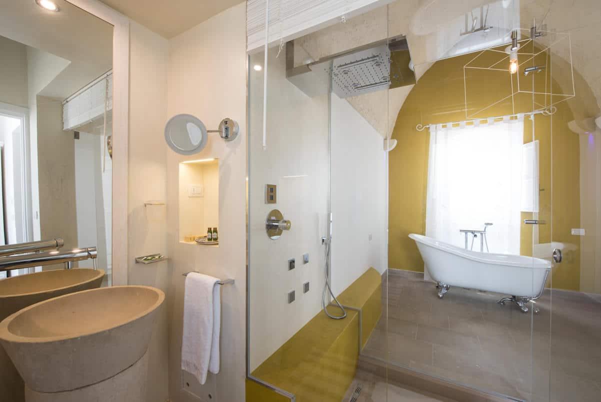 Bathroom Puglia Hotel