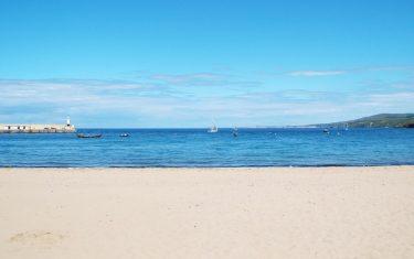 Beach at Peel