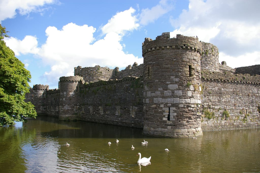 Beaumaris Castle, Anglesey Coastal Path Walking Holiday