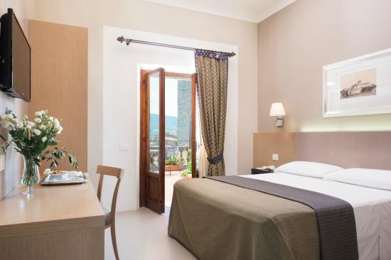 Bedroom Hotel Via Francigena