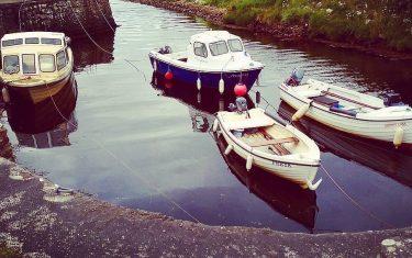 Blackwaterfoot's Tiny Marina