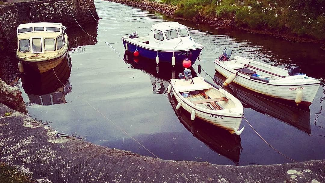 Blackwaterfoot's Tiny Marina