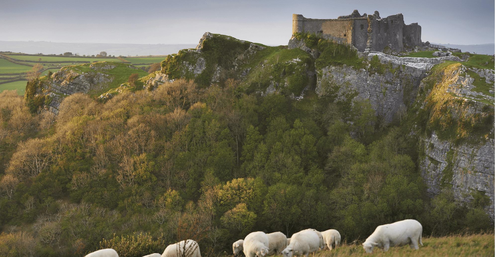 Carreg Cennan Castle