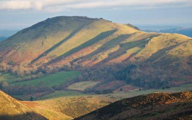 Caer Caradoc, Walking Holidays Shropshire hills