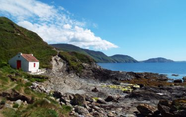 Cliffside Fisherman's Cottage Niarbyl