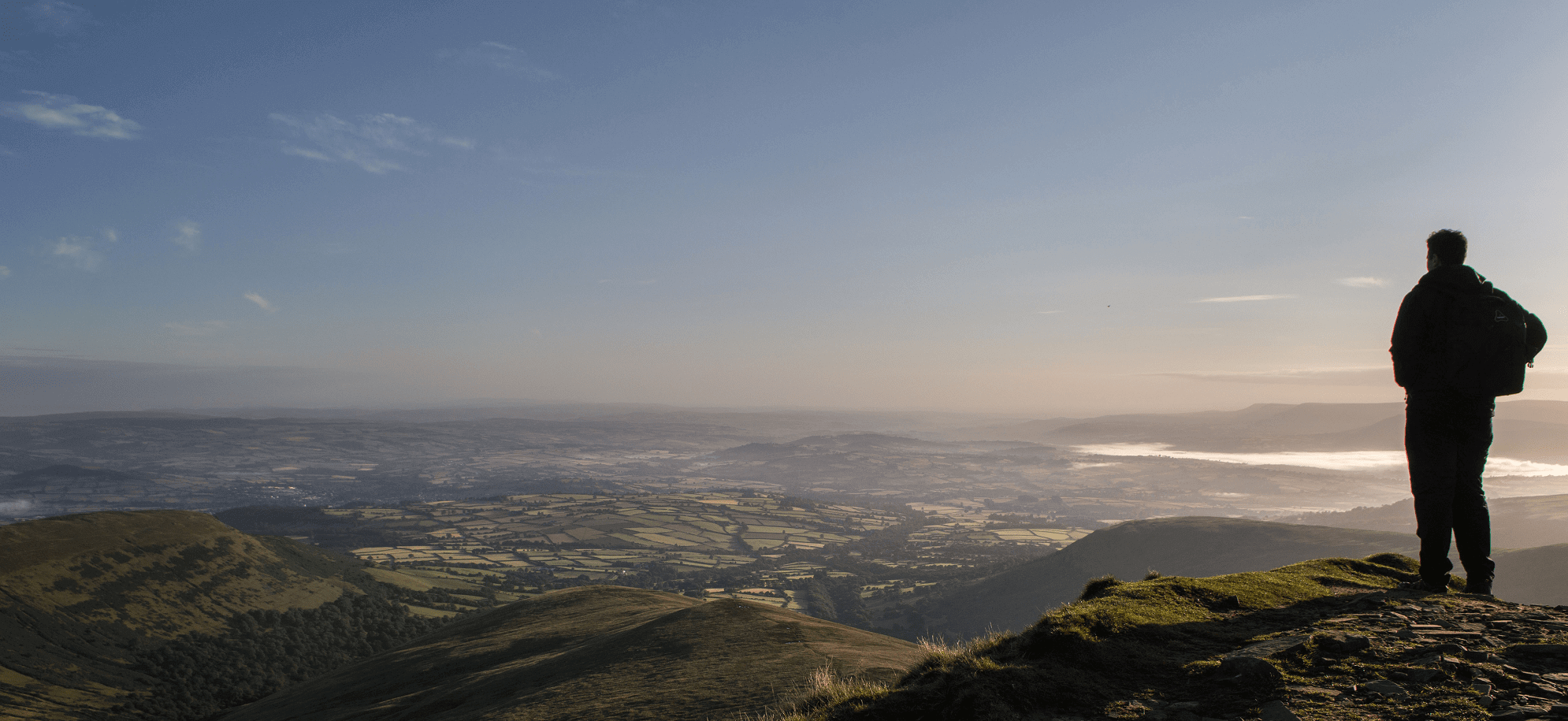 Cribyn Peak