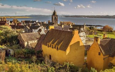 Culross, Fife coast Path