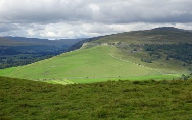 Walking holiday Dales way