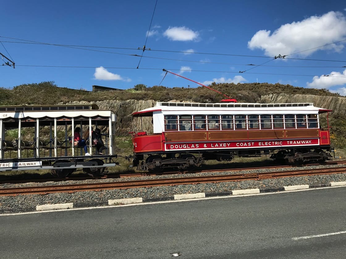 Douglas and Ramsey coast Electric Railway