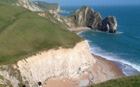 Jurassic coast walking holidays