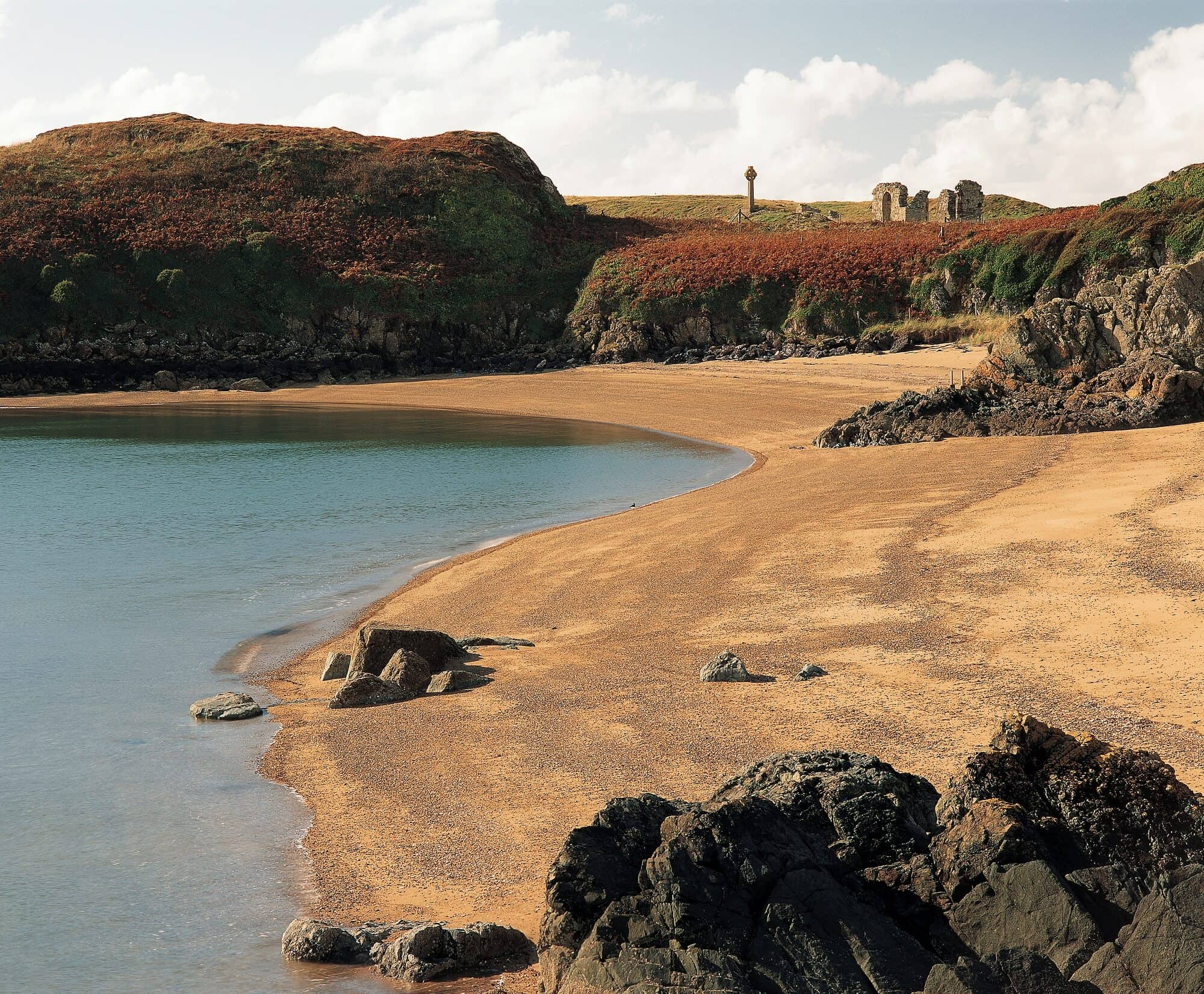Walking the Anglesey coast