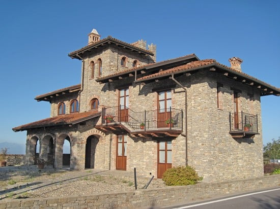 Exterior Hotel Piemonte