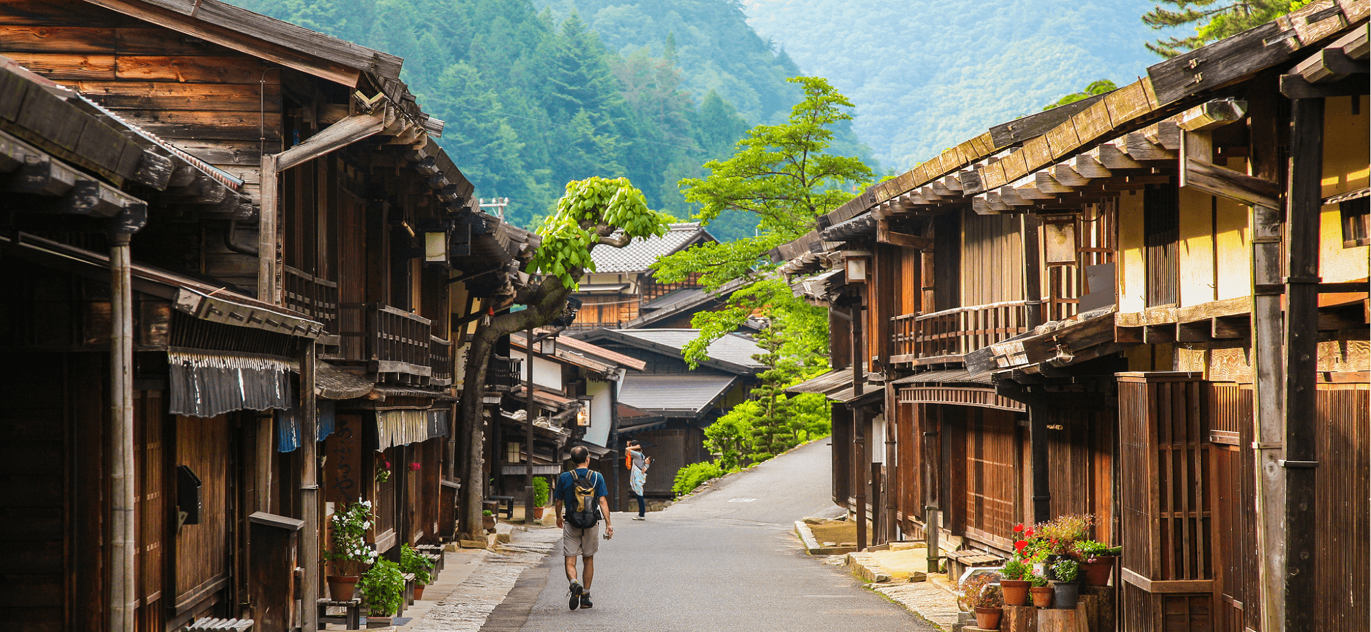Hiking Holidays in Japan