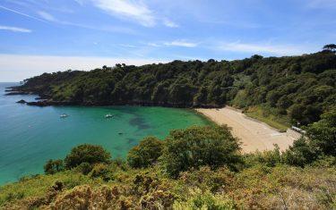 Walking holidays Channel Islands