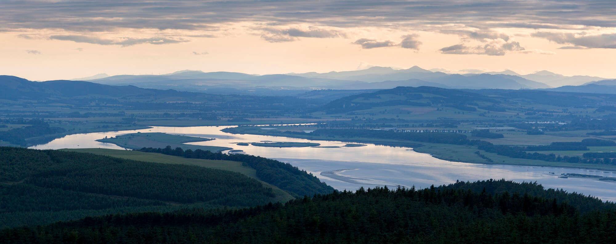 Tay Estuary, The Fife Coastal Path