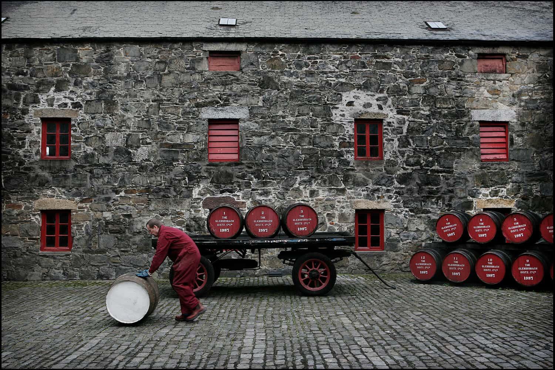 Glen Dronach Distillery