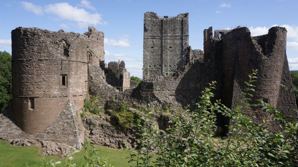 Goodrich Castle Wye Tour