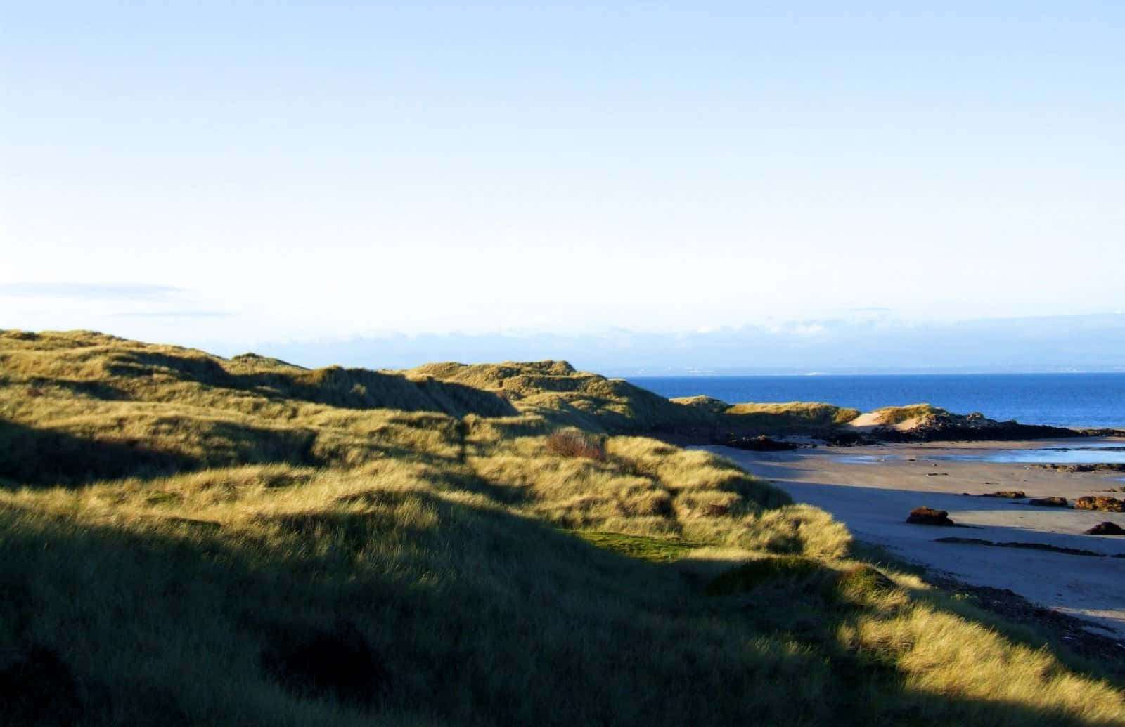 Gullane Dunes John Muir Way
