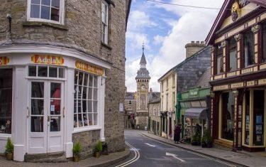 Hay-on-Wye walks in Wales