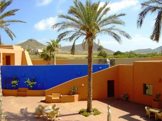 Hotel Exterior Cabo de Gata