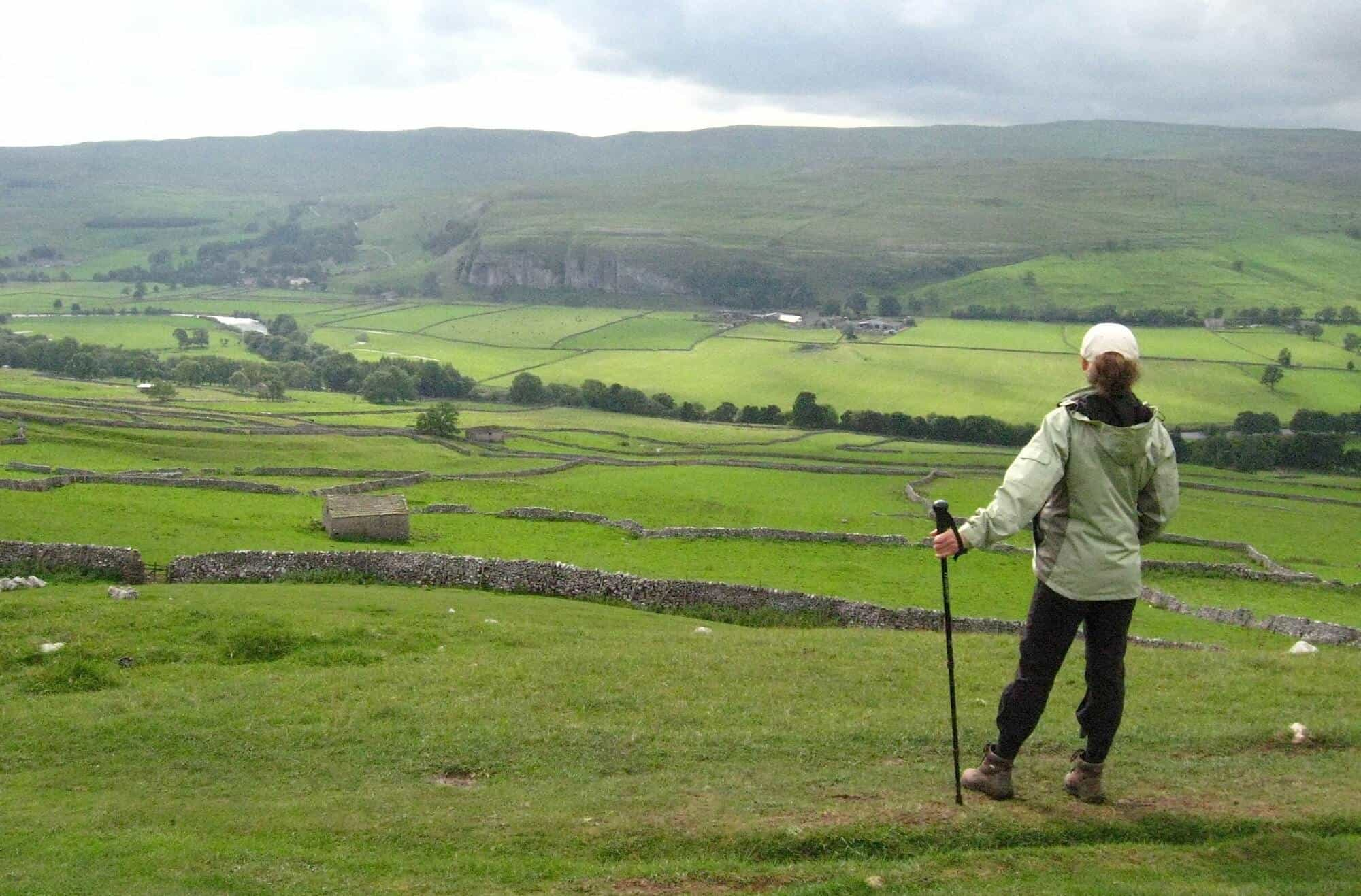 Walking the Dales Way