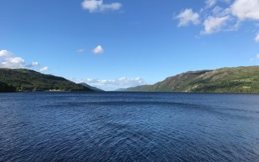 Loch Ness, Walking Holidays in Scotland