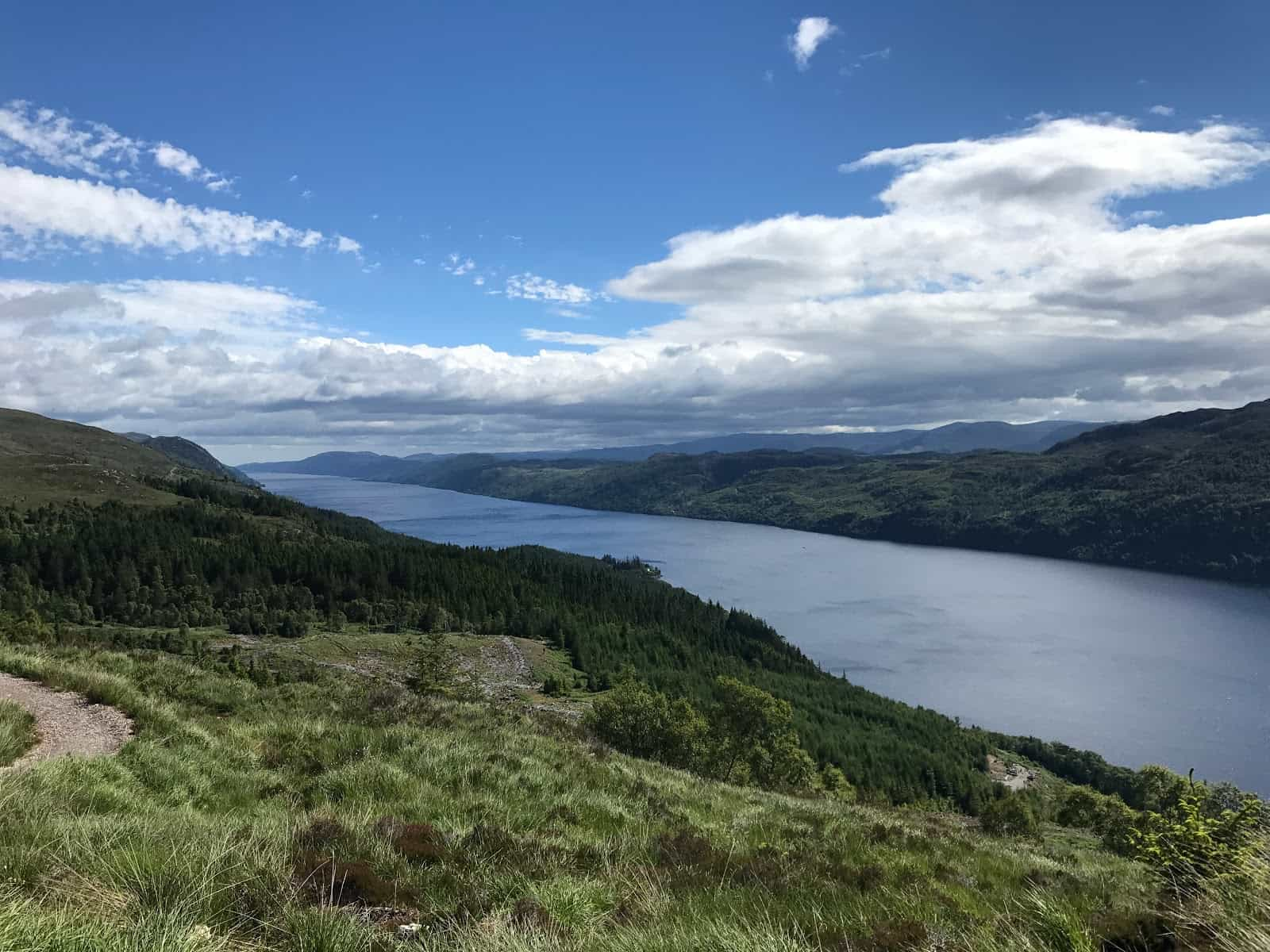Fort Augustus to Invermoriston, Hiking the Great glen Way