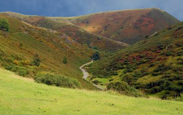 Shropshire hills Walking Holidays