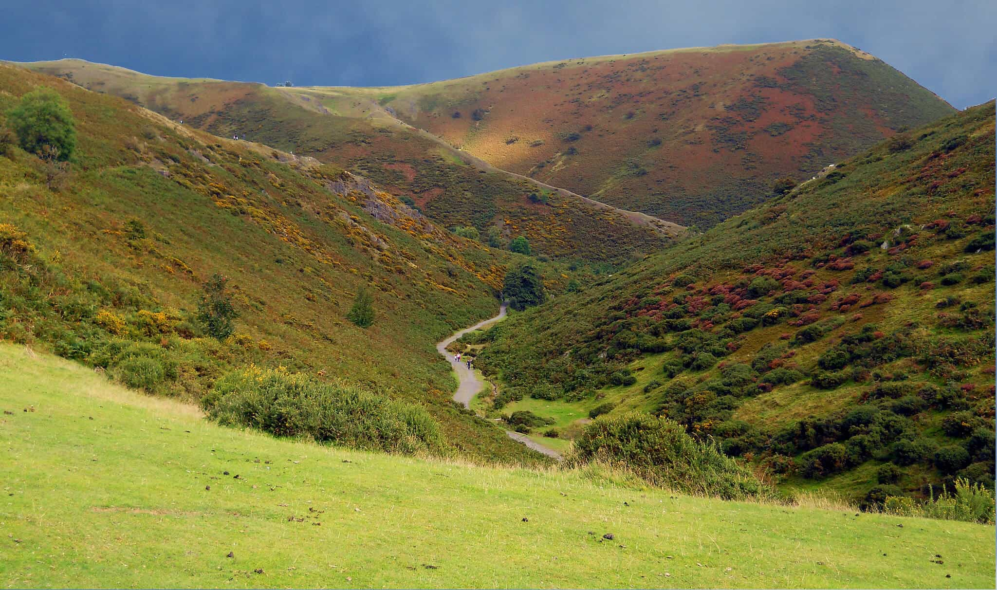 Shropshire hills Walking Holidays