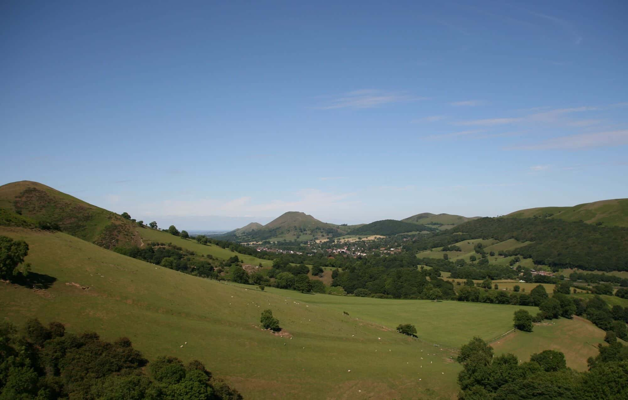 Church Stretton Walking holidays