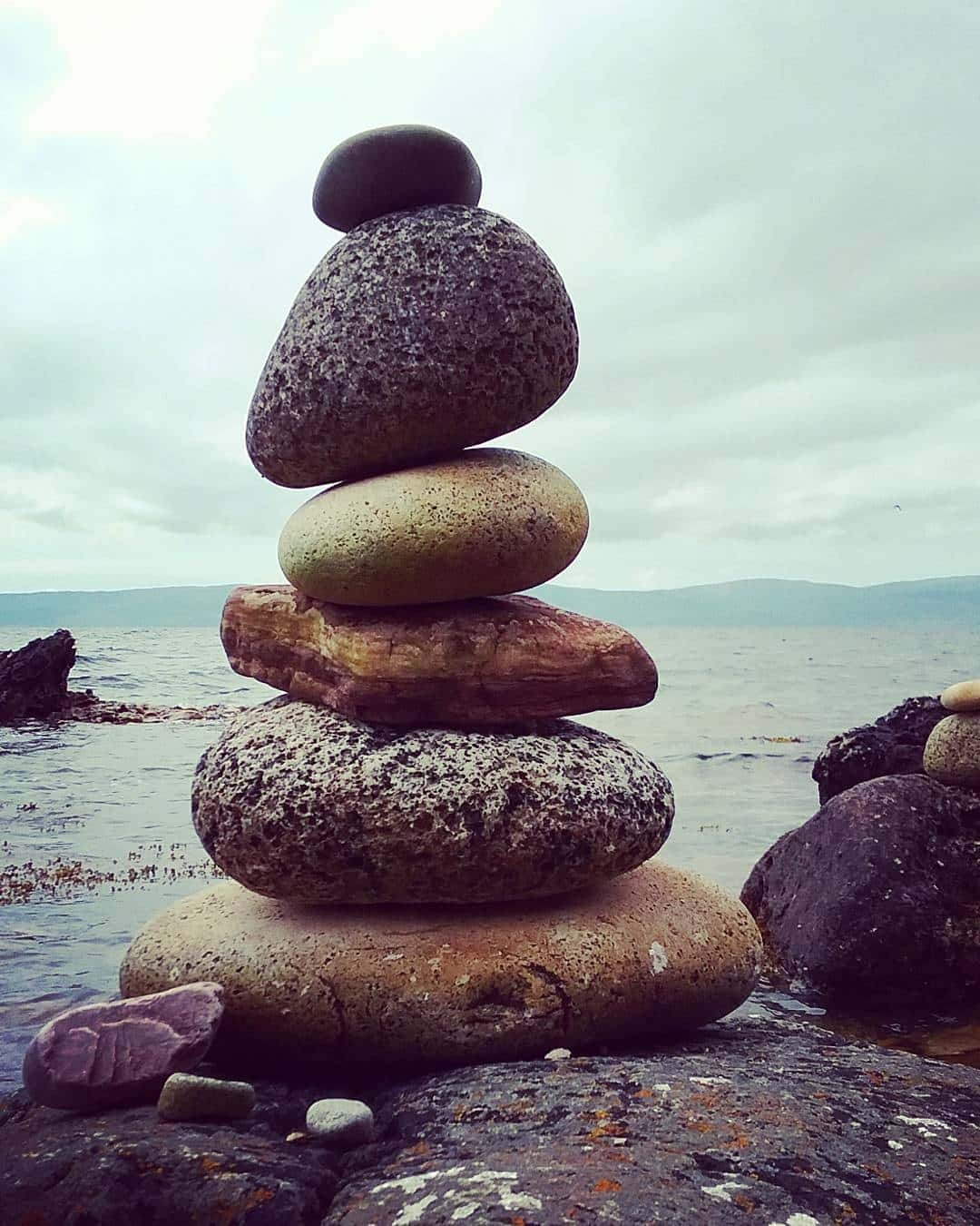 Macrie Moor Stone circles to Blackwaterfoot