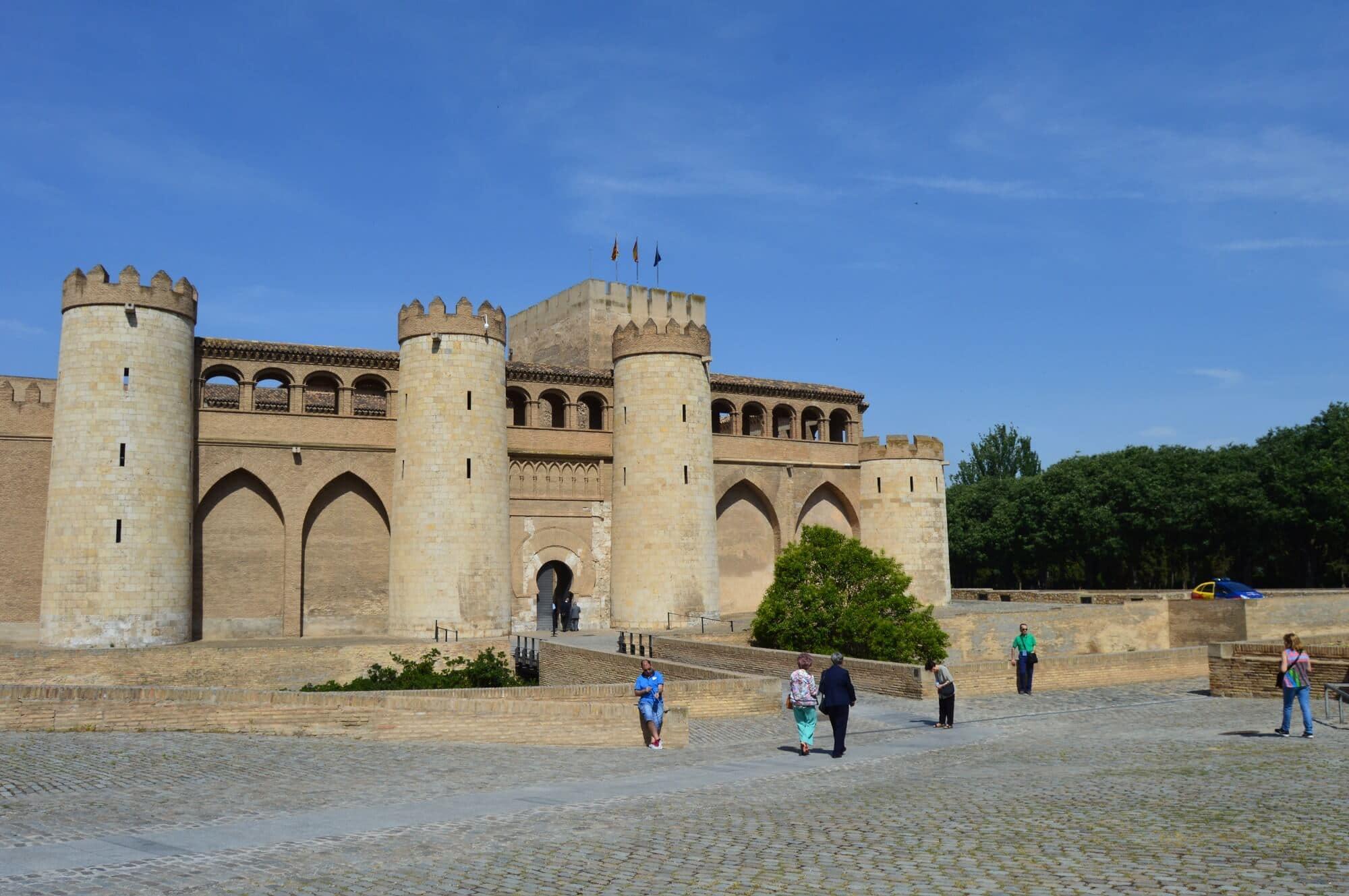 Walknig Zaragoza