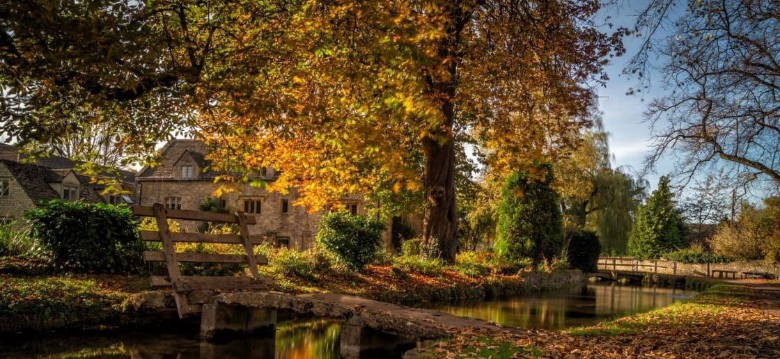 Walk the Cotswolds in autumn